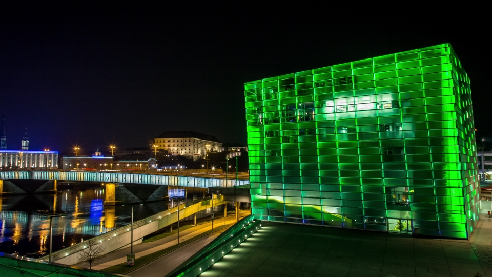 Ars Electronica Center - 01